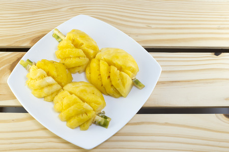 phu: Phu Lae pineapple