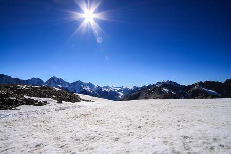 zorro: Piedra Nieve SunGlacier Helic�ptero - Fox Glacier, Nueva Zelanda