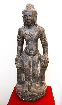 surat: The Antique Statue - Surat Thani, Thailand