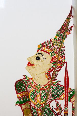 nakhon: Shadow Play of The Ramayana - Ayutthaya, Thailand
