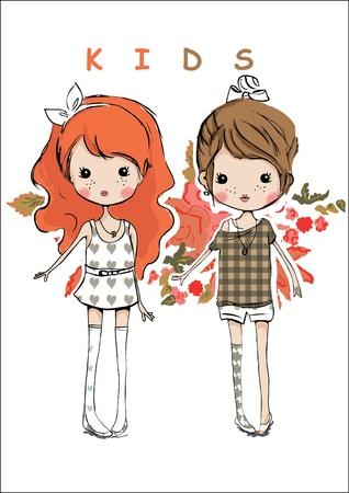 Ilustracja dla dzieci Ilustracja