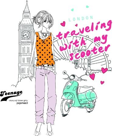 elation: story of three girls london