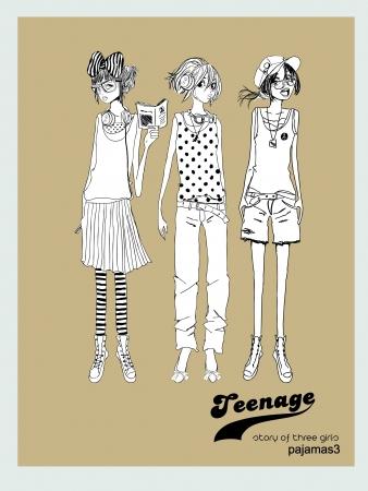 Historia trzech dziewczyn