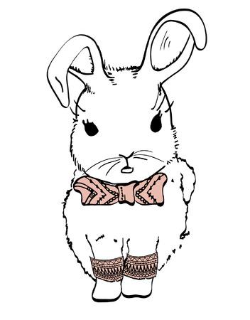 bunny xmas: threesisters