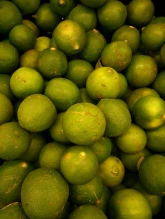 closeup: Closeup of fresh big lime