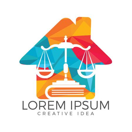 Conception d'icône de droit de la propriété