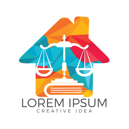Property Law icon design