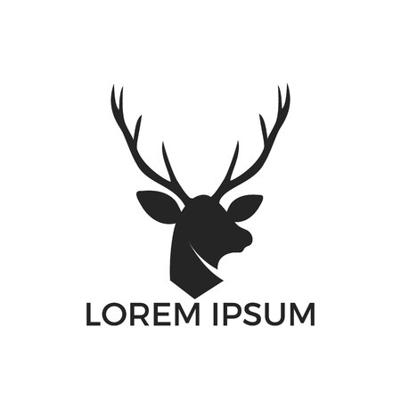 Deer Logo Design.