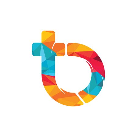 TB Letter  design. Initial letter T and B vector  design. Çizim