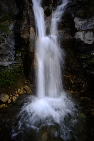 Generic falling water in the rock