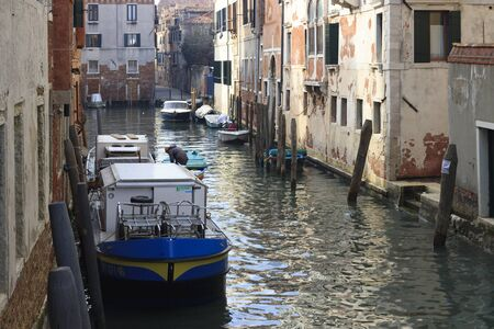 Tourism and visiting Venezia in Italy during Carnevale