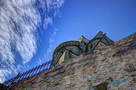 Visiting Sacra di San Michele in Valsusa Piedmont