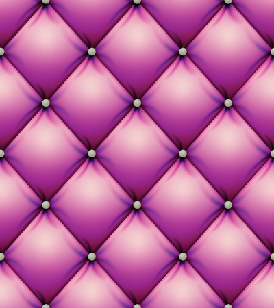 Quilted Pattern Vector. Squares Decorative Background Abstract Soft Texture. Vector illustration