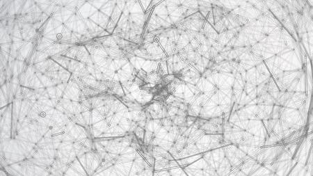 抽象的な球形。抽象的な多角形空間の背景。抽象的な技術の背景。3 d の地球の概念。ベクトル抽象的な 3 D グリッド デザイン。