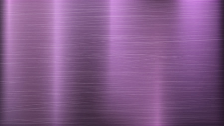 alloy: Pink Metal Abstract Technology Background. Polished, Brushed Texture. Chrome, Silver, Steel, Aluminum. Vector illustration. Illustration