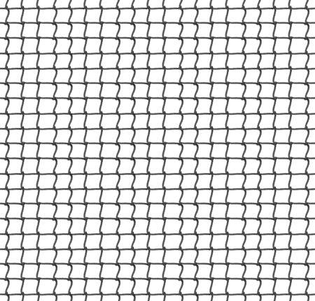 tennis net seamless fond. illustration vectorielle Vecteurs