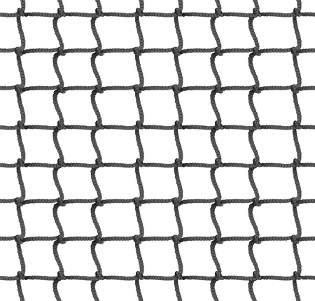 Tennis Net Seamless Pattern Background. Vector Illustration. Rope Net Silhouette. Soccer, Football, Volleyball, Tennis Net Pattern. Illusztráció