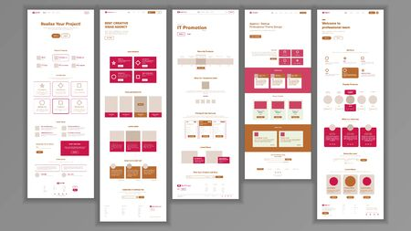 Website Template . Page Business Interface. Landing Web Page. Responsive Ux Design. Responsive Blank. Finance Service. Opportunity Form. Illustration