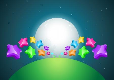 stardust: stardust from double moon.