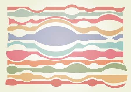 abstract colorful retro background Stock Vector - 18995101