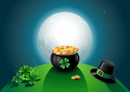lucky money: St  Patrick