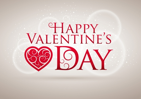 friendship day: Valentine Illustration