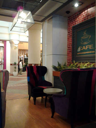 dr: Dr Cafe Stock Photo