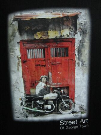 ernest: Mural by Ernest Zacharevic