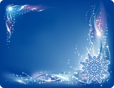 twisting: Vector Christmas Background