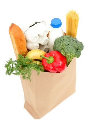 groceries: Ultramarinos bolsa