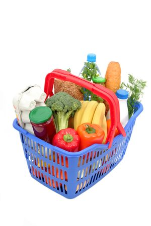 Shopping Basket Stock Photo - 391361
