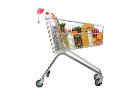 Shopping cart Stock Photo - 391371