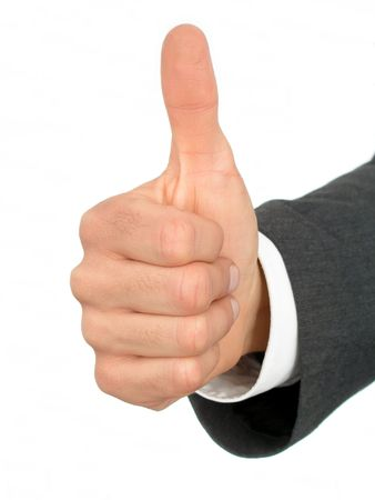 Hand With Thumb Up Stock Photo - 471870