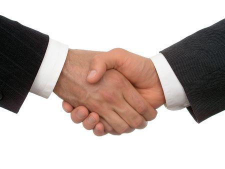 Business handshake Stock Photo - 471859