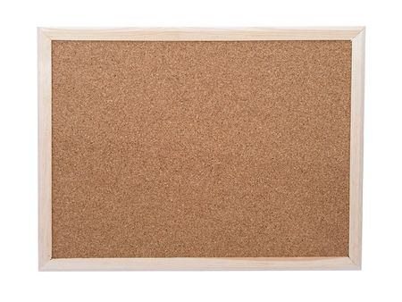 Blank corkboard photo