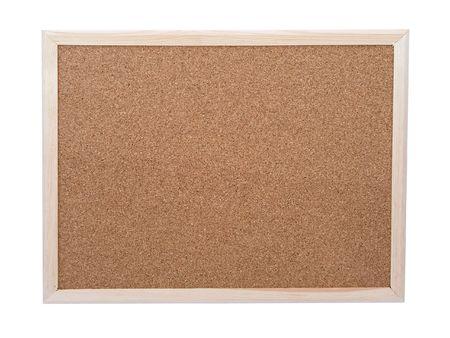 Blank corkboard Stock Photo - 484931