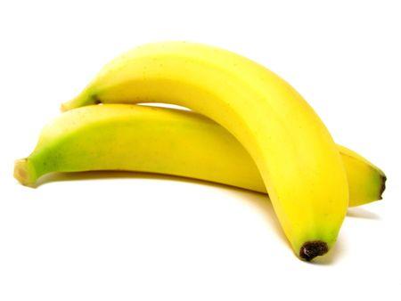 freshest: bananas Stock Photo