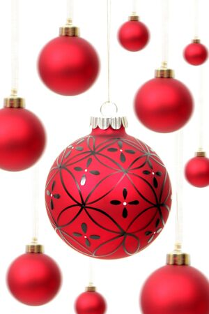 Christmas ornaments Stock Photo - 627508