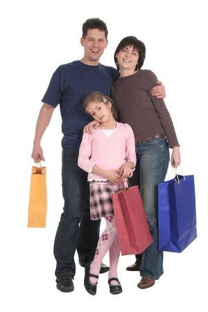Family Shopping photo