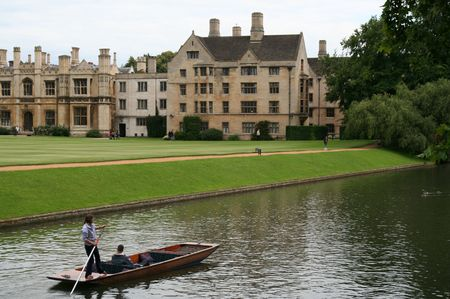 Cambridge, England photo