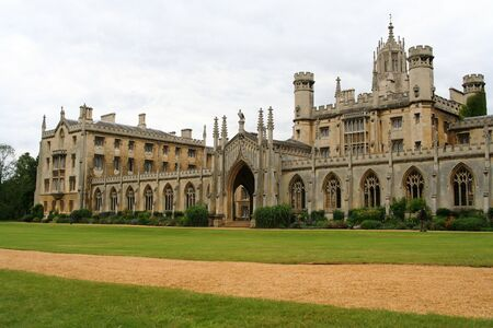 Cambridge, England, St.Johns College