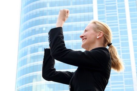victorious: Victorious Businesswoman