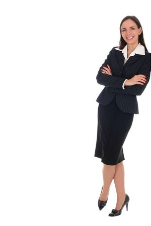 Young businesswoman Stock Photo - 2531111