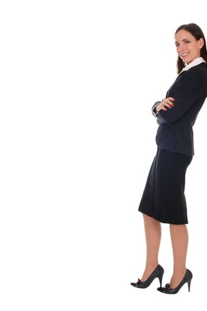 Young businesswoman Stock Photo - 2531110