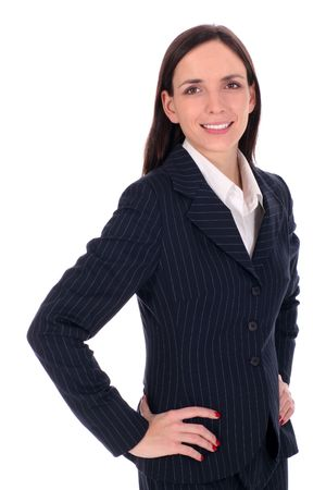 Young businesswoman Stock Photo - 2617016