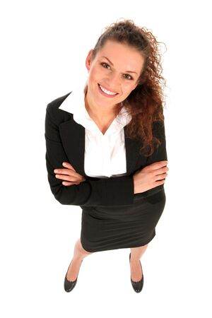 Young businesswoman Stock Photo - 2646385