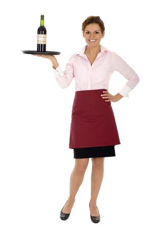 Waitress photo