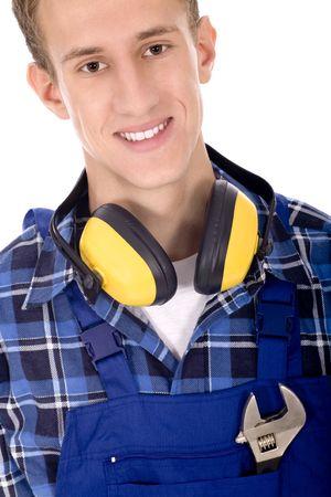Workman Stock Photo - 3722605
