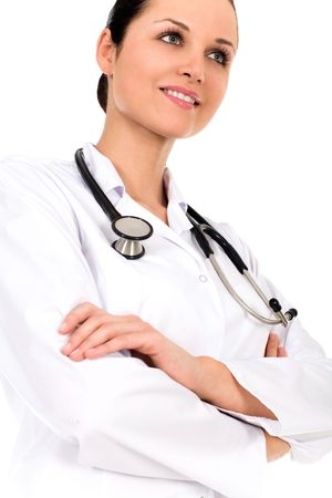 Female doctor  Stock Photo - 3810989