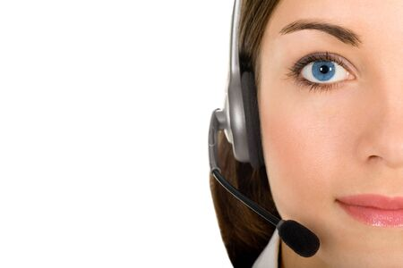 Call center Stock Photo - 3887983